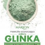 Marion Green Clay Purifying mask - Oily skin and with Acne 1szt