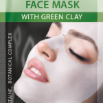 Marion mask with green clay 1szt